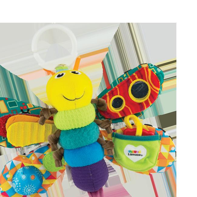 lapin lamaze jouet