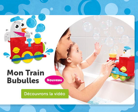 bubble train